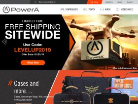 PowerA Promo Codes