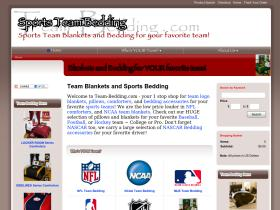 Team-Bedding Promo Codes